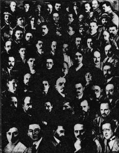 Bolshevik's leadership.